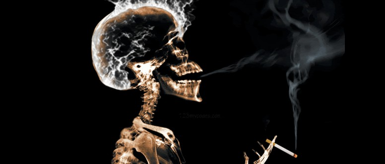 أثر التدخين على الجهاز الحركي