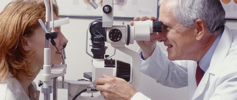 تغيرات مؤقتة تصيب عيني المرأة خلال الحمل