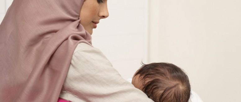 صيام الأم المرضع