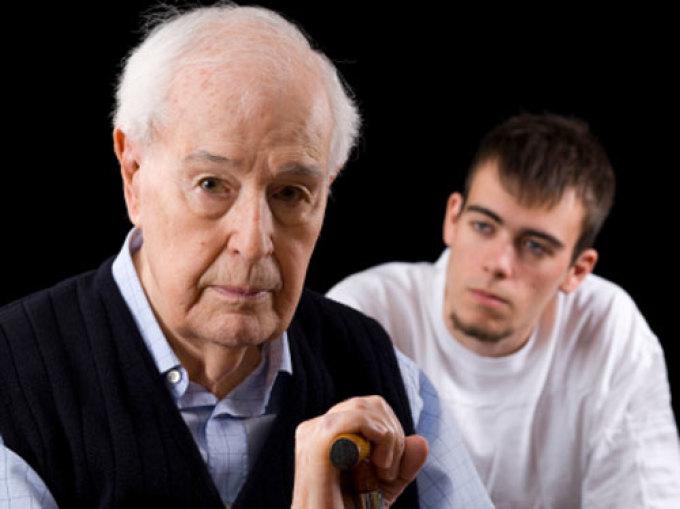 الاكتئآب لدى كبار السن: أعراضه وعلاجه