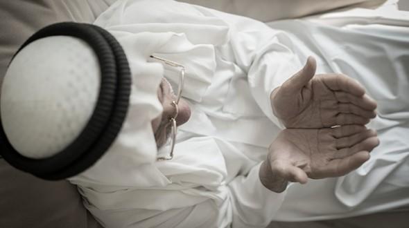 صحة المسنين خلال شهر رمضان انفوجرافيك