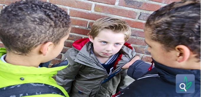 هل ابني ضحية التنمر أو البلطجة ؟