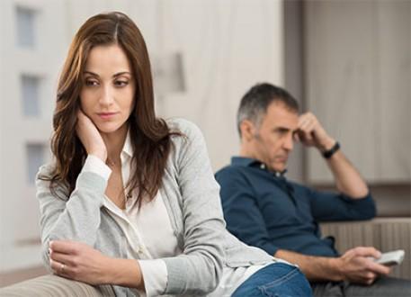 اكتئاب ما بعد الزواج