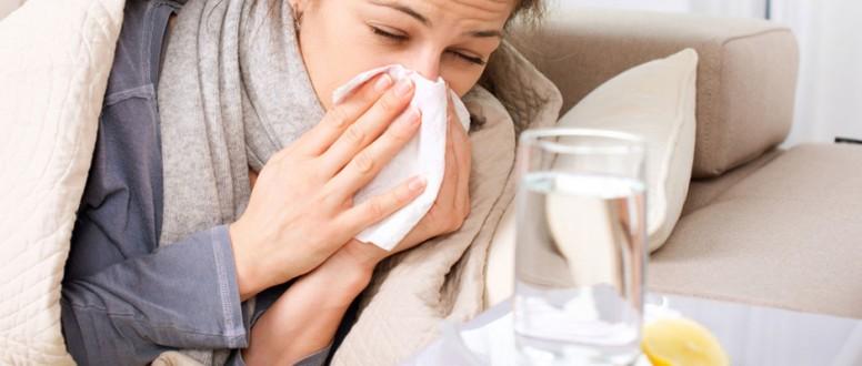 كيف تشفى من الزكام وأعراض البرد بسرعة؟