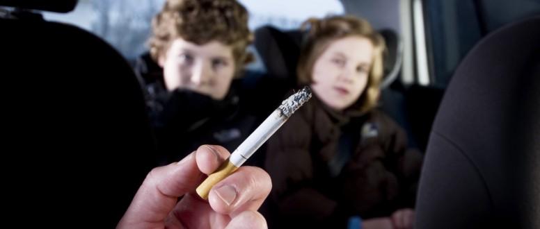 التدخين السلبي وصحة الطفل