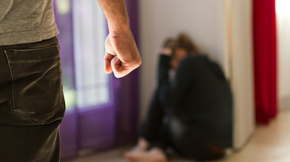 العنف الأسري في الأردن
