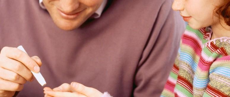 الحمية الغذائية المناسبة لمرضى سكري الأطفال