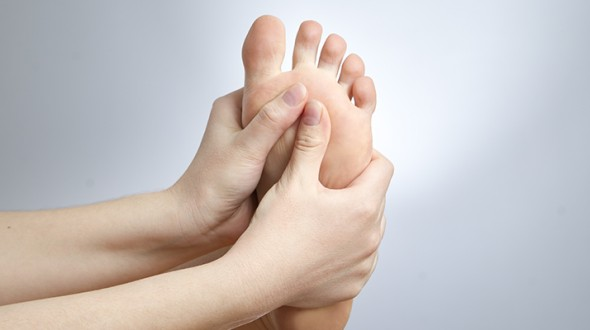 القدم السكرية و علاجها