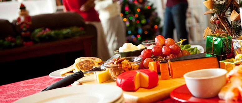 نصائح غذائية لتفادي زيادة الوزن خلال فترة الاعياد