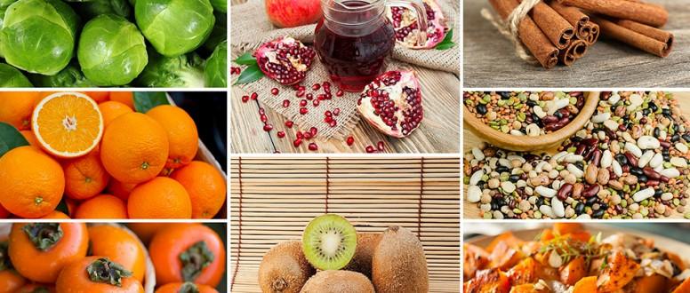 أطعمة مفيدة ولا غنى عنها في فصل الشتاء