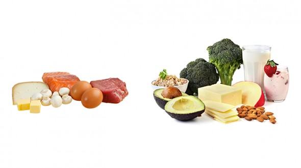 التغذية في ترقق العظام