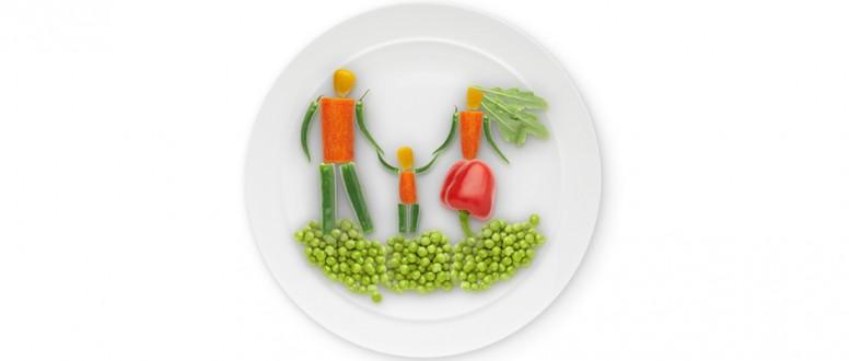 المكونات الغذائية المناسبة للإنسان  حسب عمره