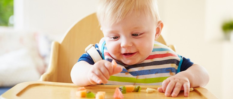 البدء بإدخال التغذية المكملة للحليب - الجزء الأخير