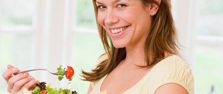 الغذاء المثالي للمرأة الحامل