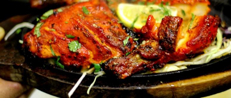 وصفة افطار صحية: وصفة الدجاج التندوري
