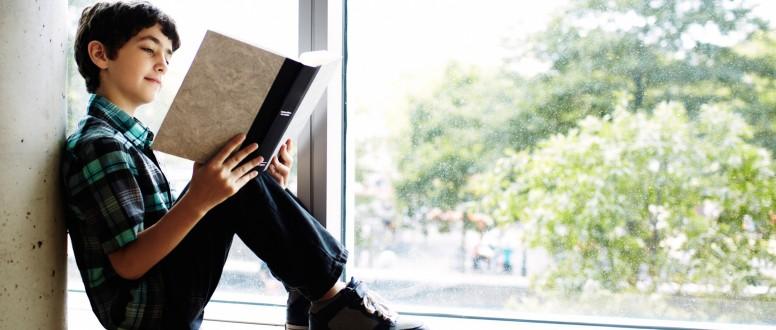 تشجيع الاطفال على القراءة