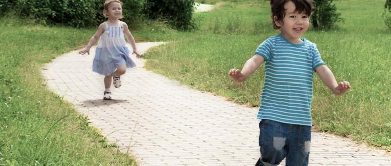 النشاط الحركي عند الاطفال