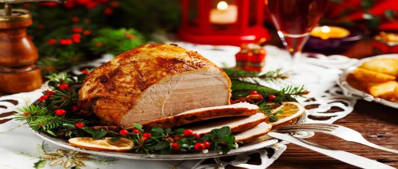 نصائح غذائية لعيد الميلاد المجيد
