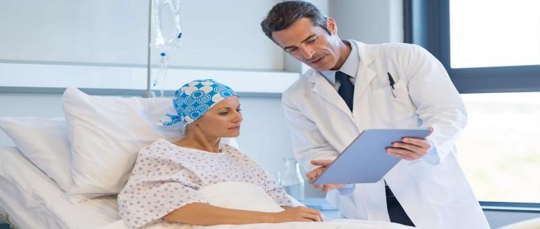 أين وصلت الحرب على السرطان في 2018؟