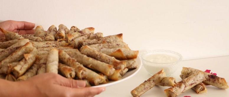 وصفة افطار صحية: مسخن رول