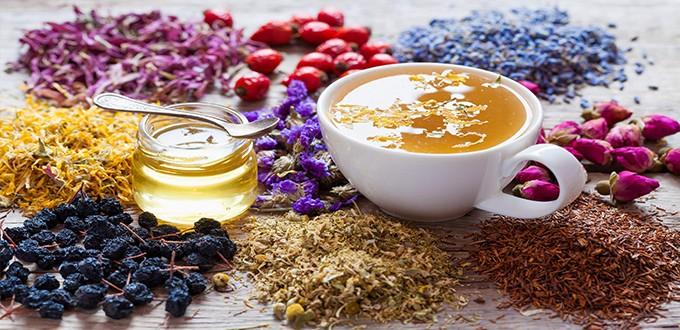 علاج القولون بالاعشاب والعسل