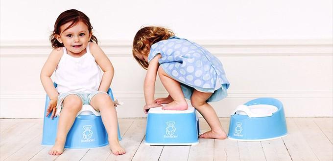 10 نصائح مجرّبة من أمهات عن تدريب استعمال الحمّام