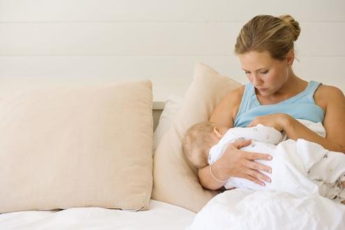 سرطان الثدى اثناء الرضاعة