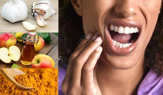 علاج تسوس الاسنان بدون طبيب