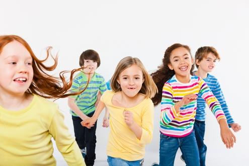 انماط الشخصية عند الاطفال
