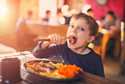 ٦ نصائح تعمل على الحد من السمنة عند الأطفال