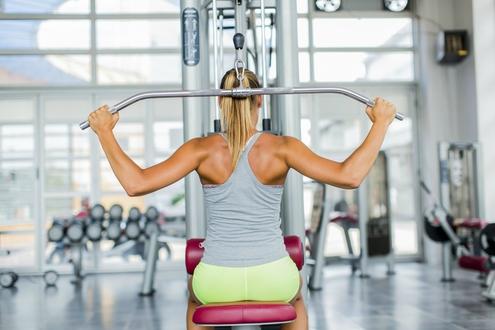 تقوية عضلات الظهر