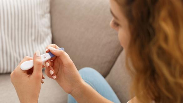 هل يخطئ اختبار الحمل المنزلي؟