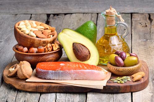السعرات الحرارية في الدهون