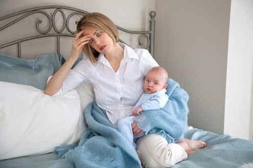 مشاكل الرضاعة الطبيعية وعلاجها