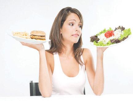 5 نصائح تساعدك على تغير عاداتك الغذائية